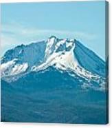 Mt Lassen  Canvas Print