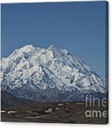 Mt Mckinley Canvas Print
