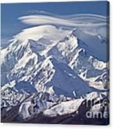 Mt. Mckinley Canvas Print