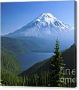 Mt. Saint Helens Canvas Print