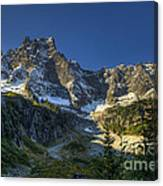 Mt Slesse Canvas Print