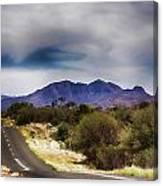 Mt Sonder Central Australia V2 Canvas Print