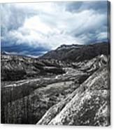 Mt. St. Helen's National Park 3 Canvas Print
