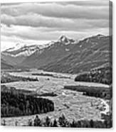 Mt. St. Helen's National Park Canvas Print
