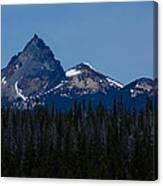 Mt. Thielsen Canvas Print