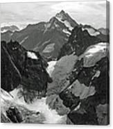 Mt. Titlis Canvas Print