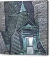 Mt Vernon Mystery Canvas Print