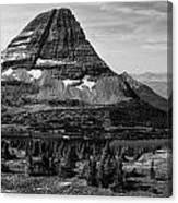Mt. Wilbur-hidden Lake Canvas Print