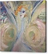 Much Magic Fairy Canvas Print