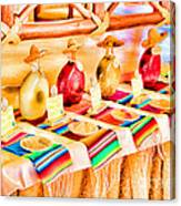 Mucho Tequila Canvas Print