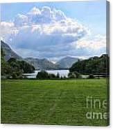 Muckross Lake 7633 Canvas Print
