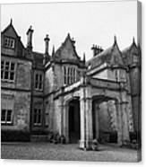 Mucross House Near Muckross Abbey Killarney County Kerry Ireland Canvas Print