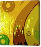 Mudlark Panel 2 Canvas Print