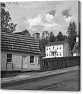 Mugulpin House 10338 Canvas Print