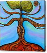 Muladhara Canvas Print