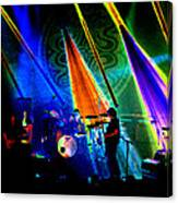 Mule #35 Psychedelically Enhanced 2 Canvas Print