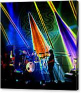 Mule #35 Psychedelically Enhanced Canvas Print