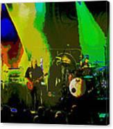 Mule #8 Psychedically Enhanced Image Canvas Print