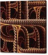 Multidimensional Passages Canvas Print