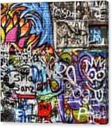 Multiple Personalities Canvas Print