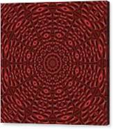 Multiplicity Mandala 16x9 Canvas Print