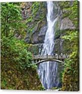 Multnomah Falls 4 Canvas Print