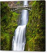 Multnomah Panorama Canvas Print