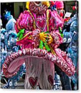 Mummers Underpants Canvas Print