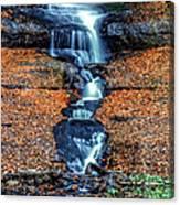 Munising Falls I Canvas Print
