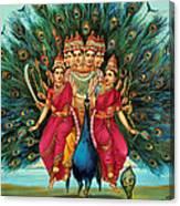 Muragan Canvas Print