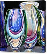 Murano Crystal Canvas Print