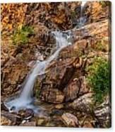 Murdock Basin Falls 2 Canvas Print