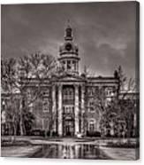 Murfreesboro Town Hall Canvas Print