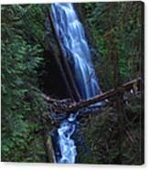 Murhut Falls Canvas Print