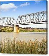 Murray Bridge Canvas Print