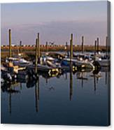 Murrels Inlet South Carolina Canvas Print