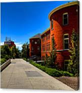 Murrow Hall - Washington State University Canvas Print