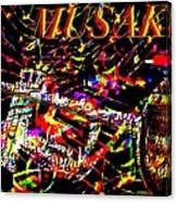 Musak Canvas Print