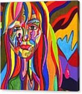 Muse Metamorphosis Canvas Print