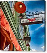 Musee Conti - Wax Museum 2 Canvas Print