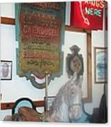 Museum Pieces Canvas Print