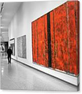 Museum Series 14 Canvas Print