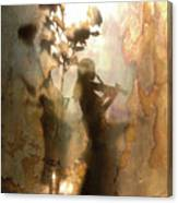 Music Of Light And Shadow Canvas Print