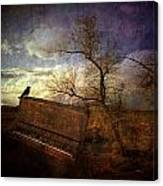 Music Of The Wind Canvas Print