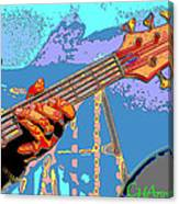 Music Out Of Metal Vi Canvas Print