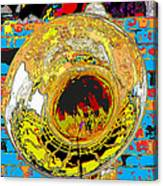 Music Out Of Metal Xiii Canvas Print
