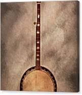Music - String - Banjo  Canvas Print