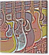 Music Time 4 Canvas Print
