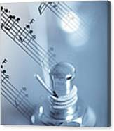 Musical Tune Canvas Print
