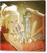 Musicbox Magic Canvas Print